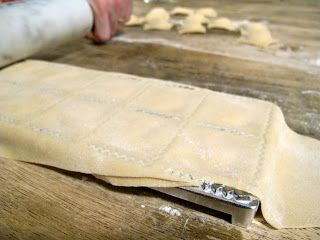 Jenny Steffens Hobick: Easy Homemade Ravioli Recipe | Ricotta Cheese Ravioli Recipe