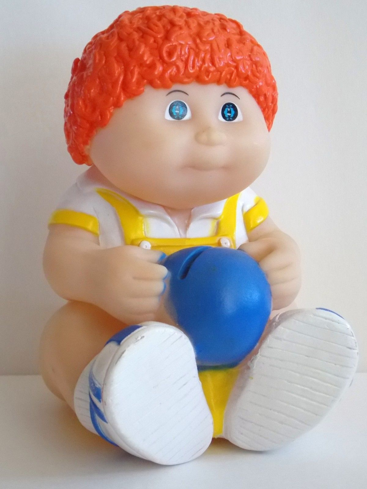 Vintage 1983 Cabbage Patch Kids Doll Coin Piggy Bank Star Power Rare Red Hair Ebay Cabbage Patch Kids Dolls Cabbage Patch Kids Cabbage Patch