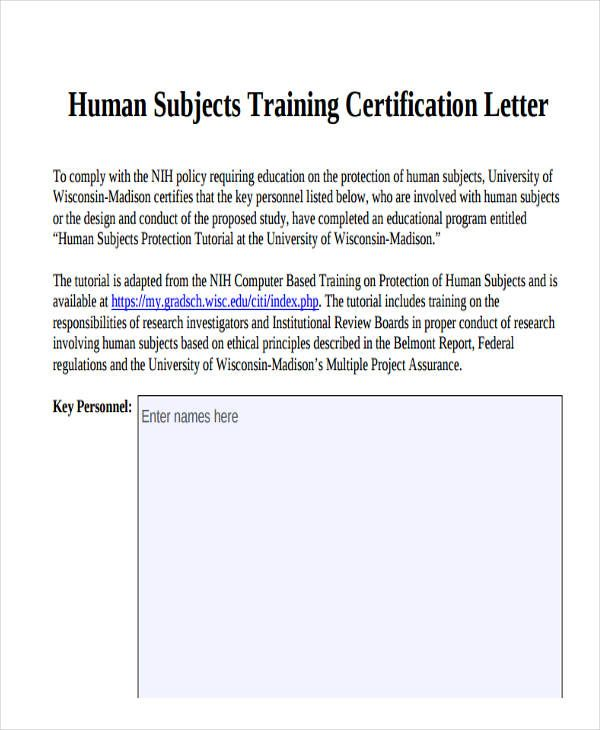 certificate letter templates free sample example format download - certification of employment sample