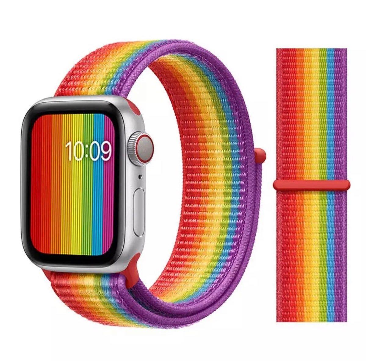 42/44mm Sport Loop Strap For Apple Watch