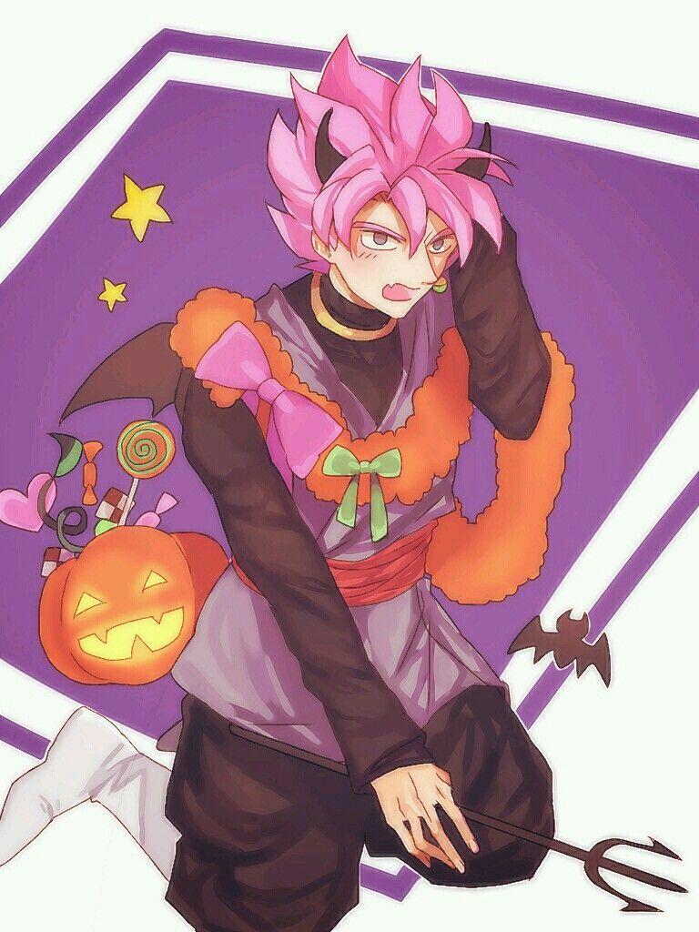 black team halloween