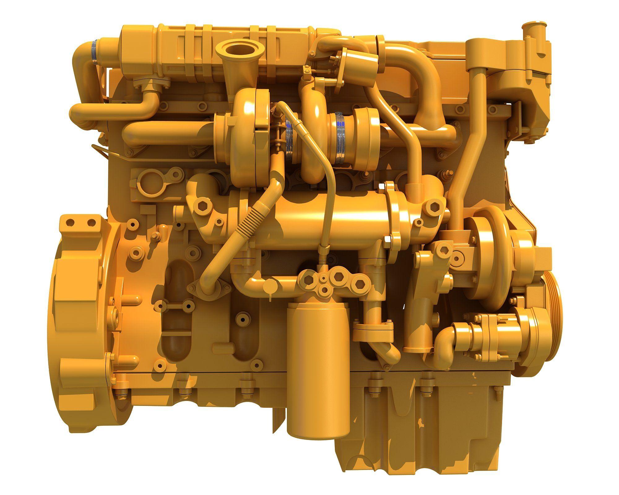 Industrial Diesel Engine Diesel Engine Engineering Automobile Engineering
