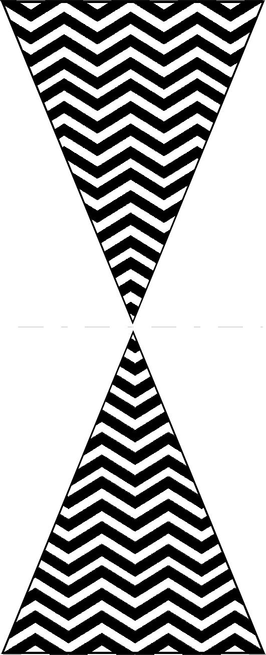 Chevron Pennant Banner - The Tomkat Studio Scribd Pirate party