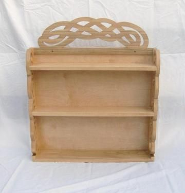 Celtic Knot Shelves By Artisanwoodcrafting For 230 00 Shelves Home Decor Celtic Knot