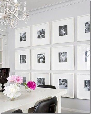 kitchen wall | White image, Big and Black