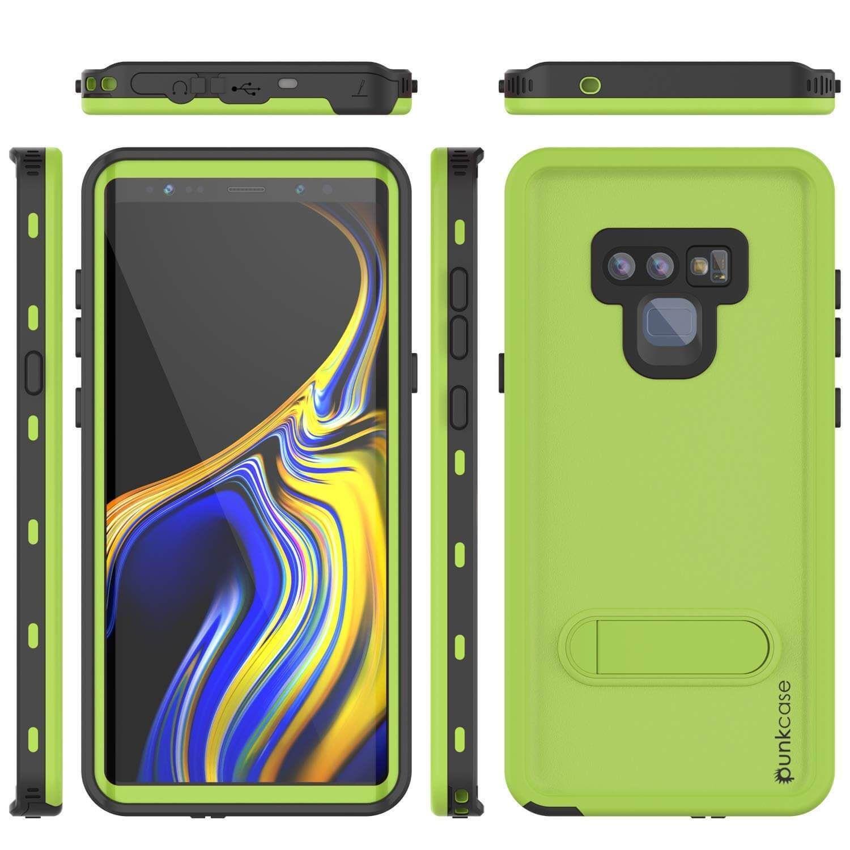 best cheap ba0dd 1bcd1 Galaxy Note 9 Waterproof Case, [KickStud Series] Armor Cover [Light ...