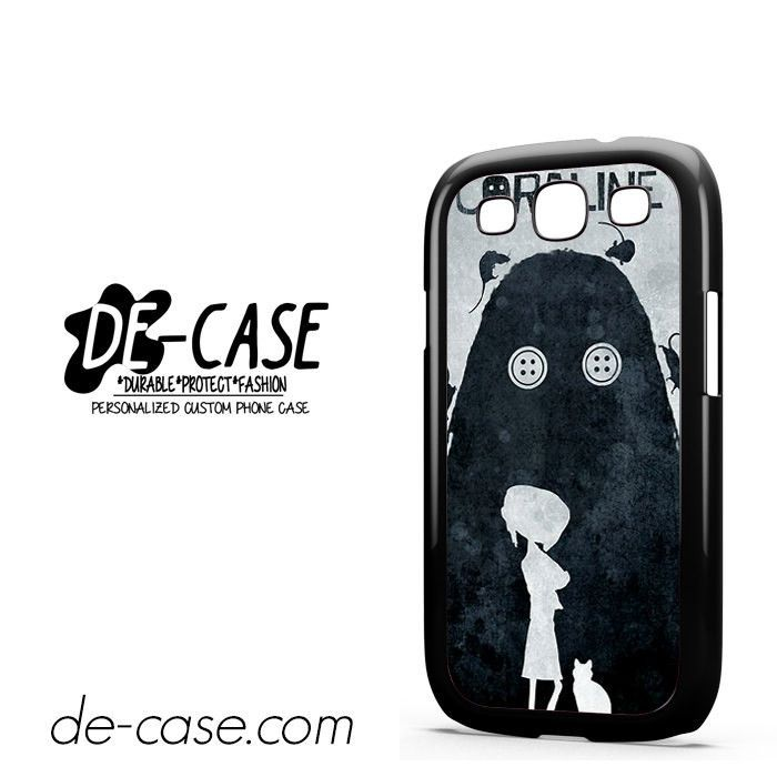 Movie Poster Coraline DEAL-7454 Samsung Phonecase Cover For Samsung Galaxy S3 / S3 Mini