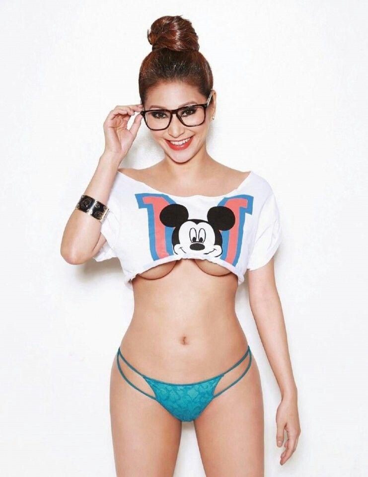 Very Hot Bikini Babe Ruffa Mae Quinto - Quality Porn-2835