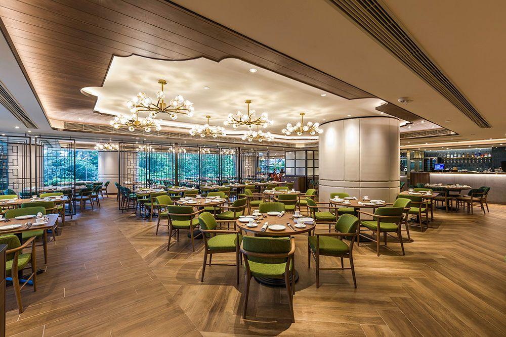 CHIU CHOW GARDEN by ZHA in 2020 Hospitality design