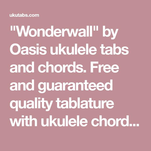 Wonderwall\