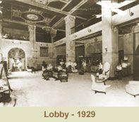Lobby 1929 Hotel Grim