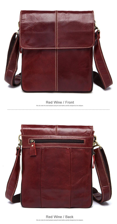 b683ee725ff4 MVA Genuine Leather Men Bag Fashion Leather Crossbody Bag Men Messenger  Bags Casual Shoulder Designer Handbags Man Bags 2017 NEW