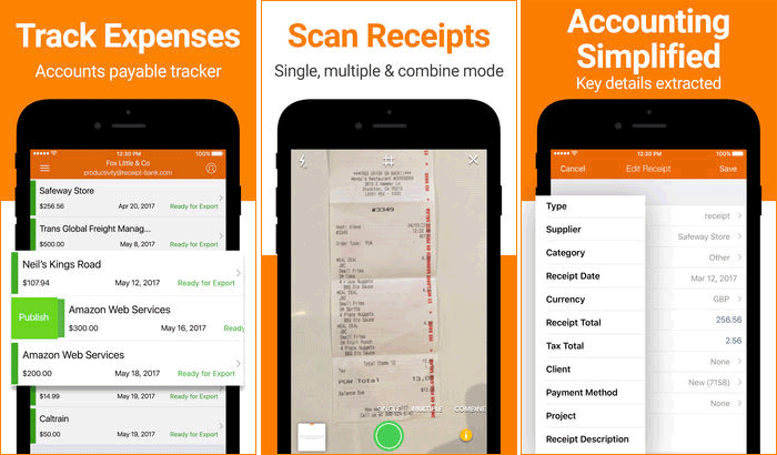 Best iPhone Receipt Tracking Apps of 2020 Never Miss an