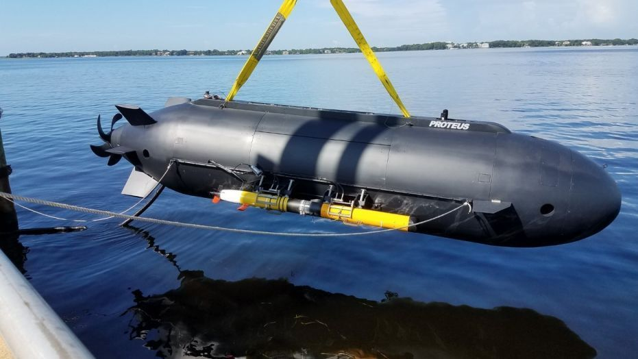 Futuristic minisub could be a valuable weapon for Navy