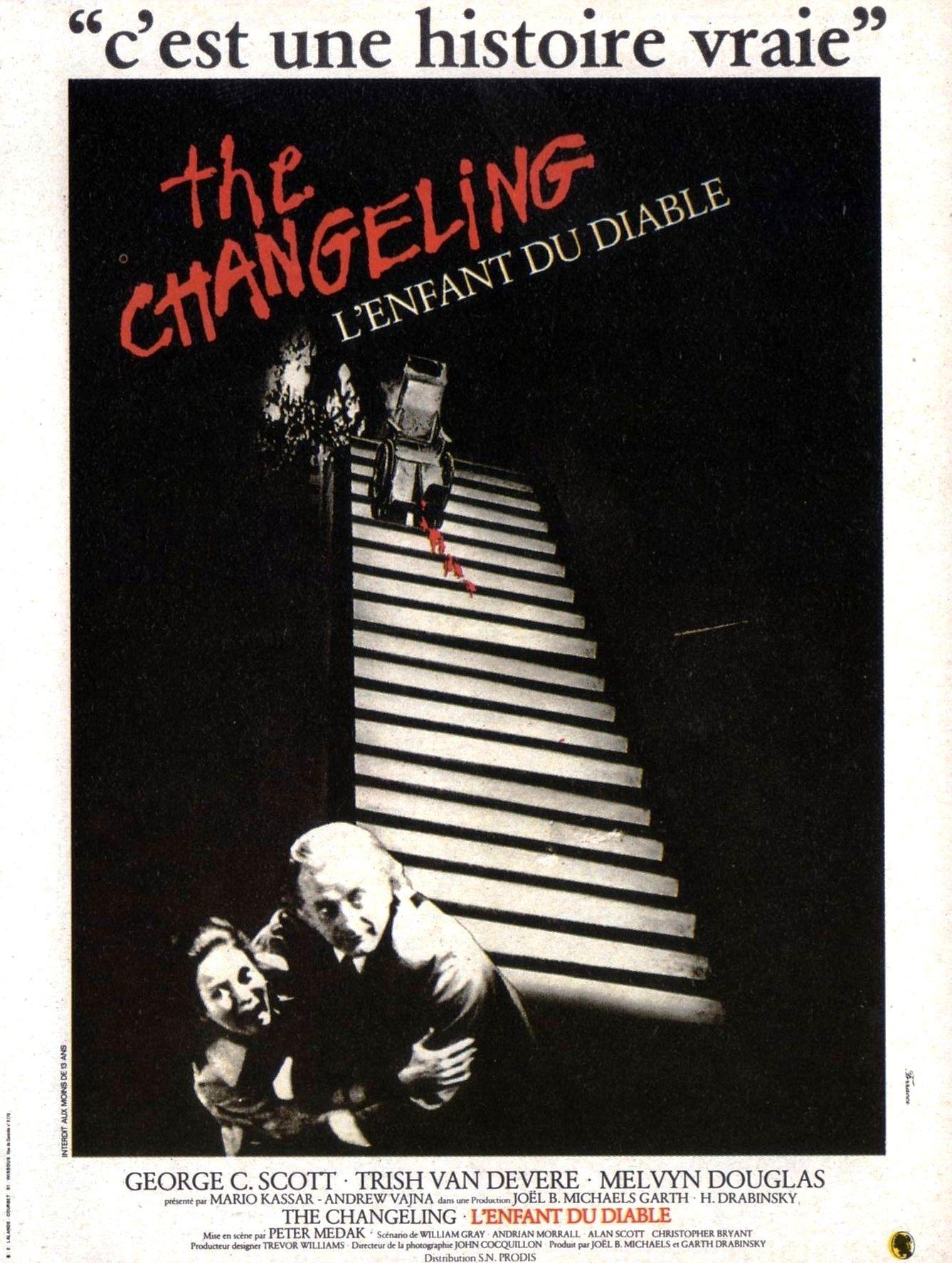 The Changeling Affiches De Films D Horreur Regarder Le Film Horreur