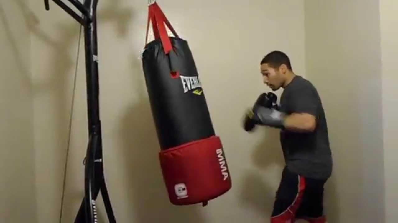 Everlast omni strike heavy bag bags punching bag