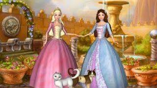Barbie Coeur De Princesse Princess And The Pauper Disney Cartoons Barbie