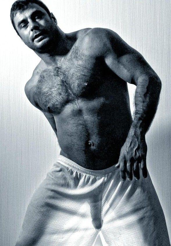 Mature black men naked