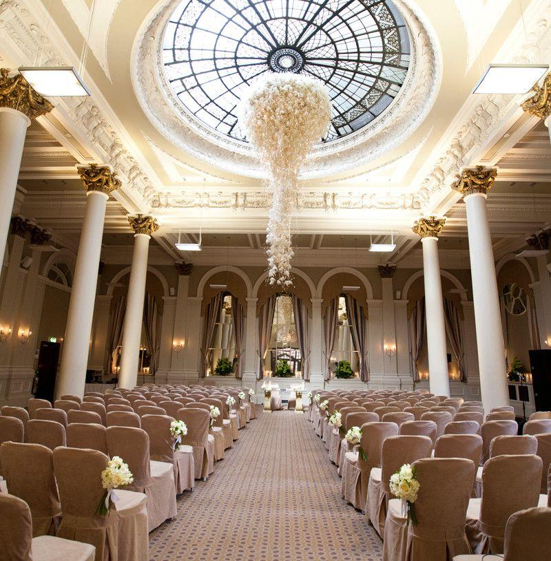 Edinburgh Scotland Wedding Venue The George Hotel Principal