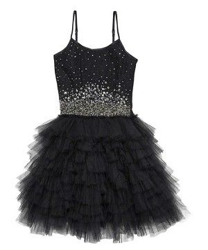 efe8abdee Tutu Du Monde The Wonder Hour Black Star Studded Tutu Dress | Trendy ...