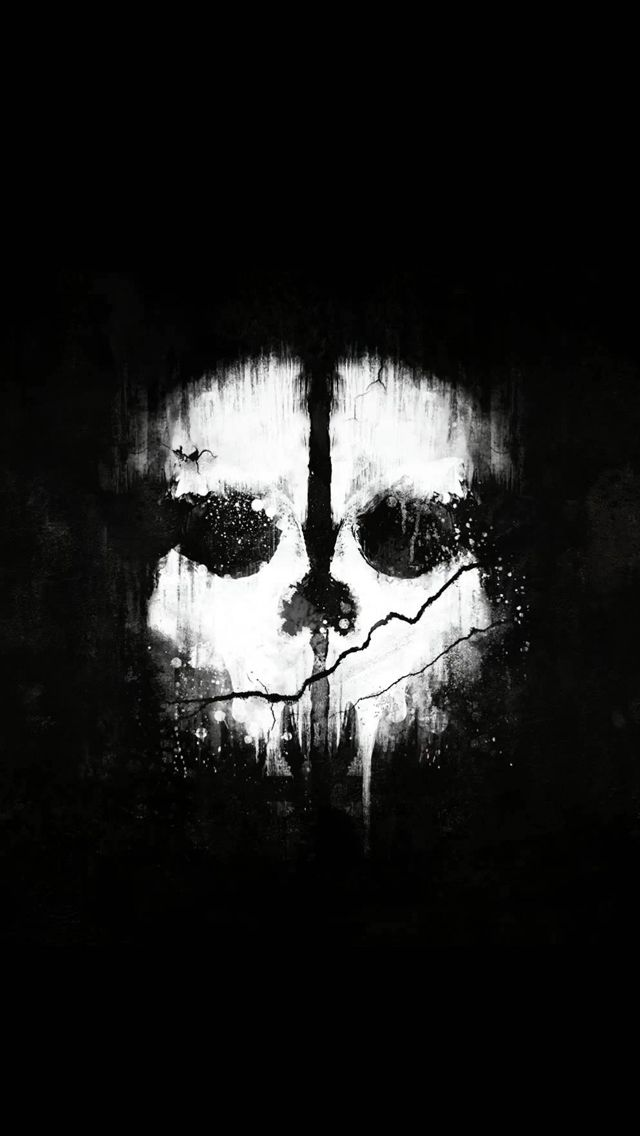 Skull IPhone 5s Wallpapers