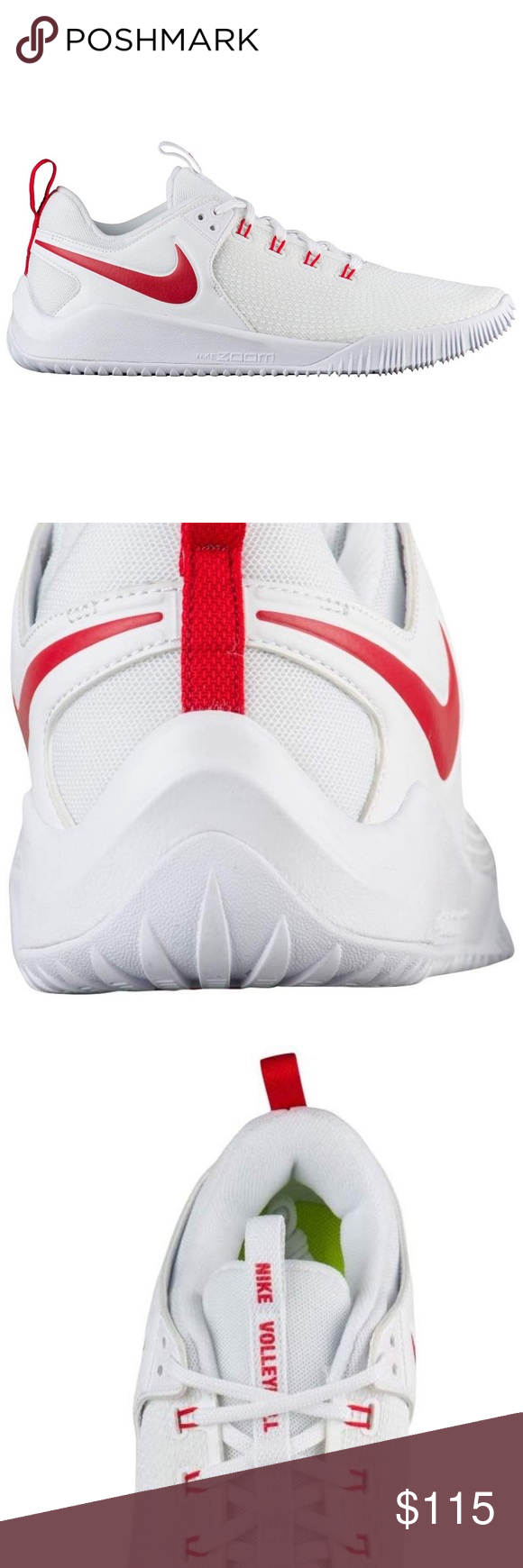 Nike Womens Zoom Hyperace 2 Nwt In 2020 Nike Women Nike Volleyball Shoes