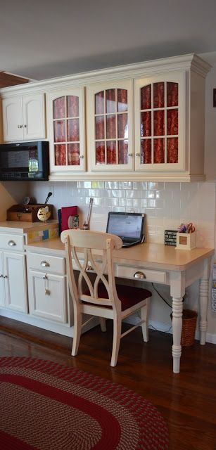 Kitchen Tour ~ A Before and After by Exquisitely Unremarkable