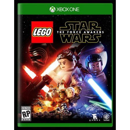 Warner Bros  LEGO Star Wars: The Force Awakens for Xbox One