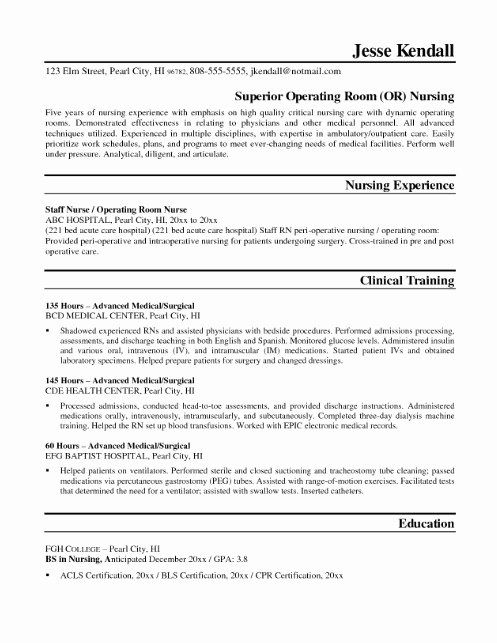 20 Brown Mackie Optimal Resume In 2020 Nursing Resume