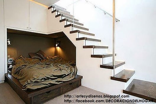 10 Modelos y Tipos de Escaleras para Interiores by artesydisenos