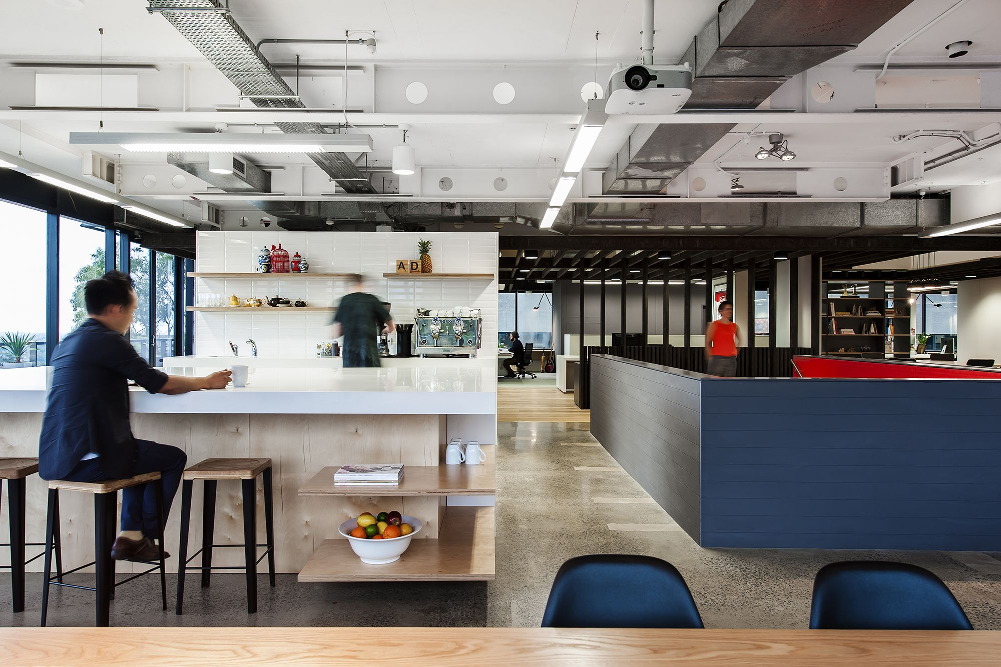 Interior Design Transitional Award Winning Commercial Office Online