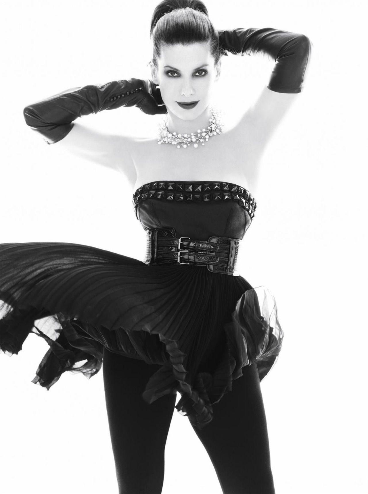 Black dress up gloves - Black