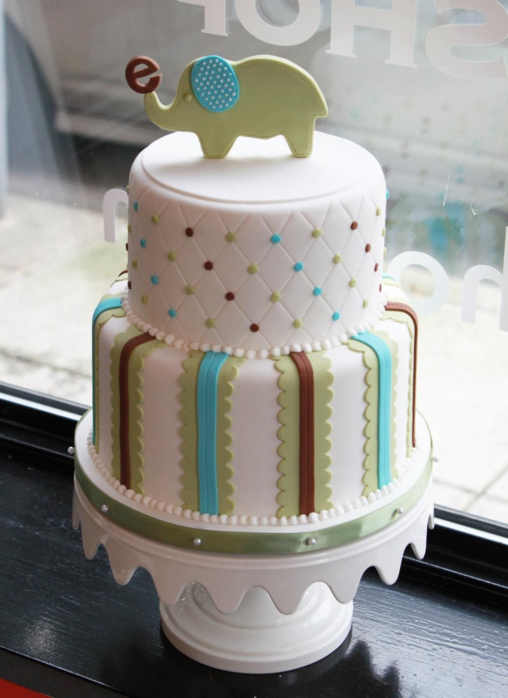 Amazing Baby Shower Cakes! Cute baby shower cakes! | Baby ...