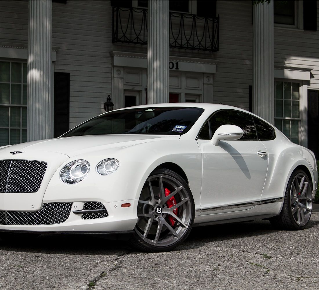 Bentley Continental Gt 198 Mph 550 Horsepower My