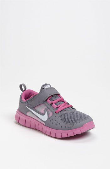 Nike Free Run 3 Sneaker (Baby, Walker, Toddler & Little Kid) |