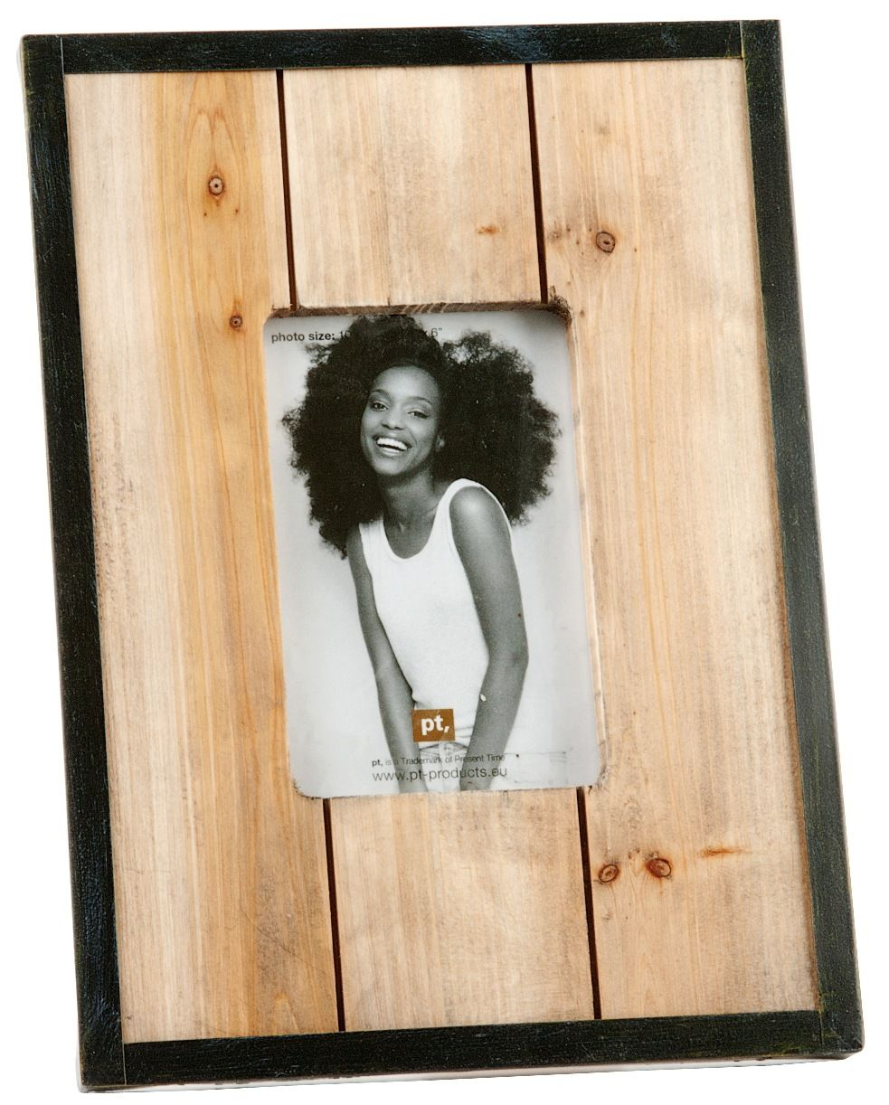 Surfer Bilderrahmen aus Holz und Metall für 10 x 15 cm