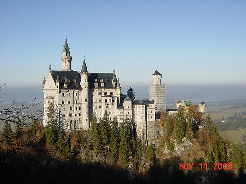 Munich And Neushwanstein Castle Germany Nov 10th 11th 2003 In 2020 Europe Train Travel Castle Beautiful Castles