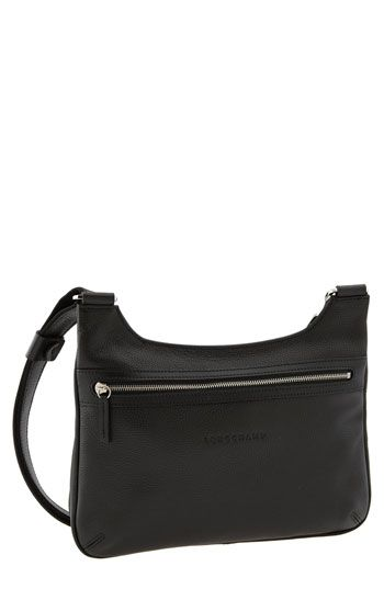 Longchamp  Veau Foulonne  Crossbody Bag available at  Nordstrom ... 893119022b