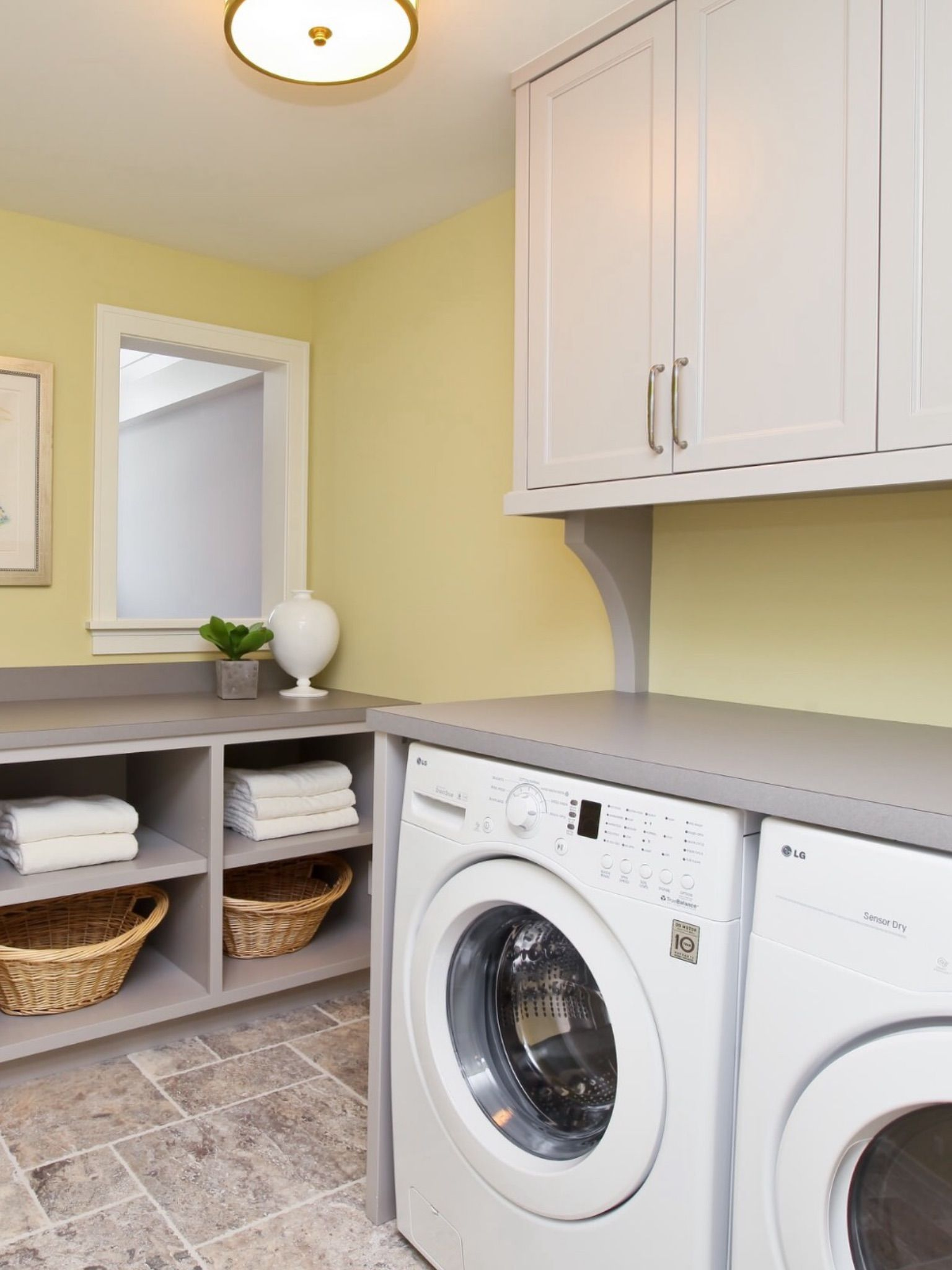 Pin by Kashina Fairley on Laundry rooms | Pinterest | Laundry rooms ...