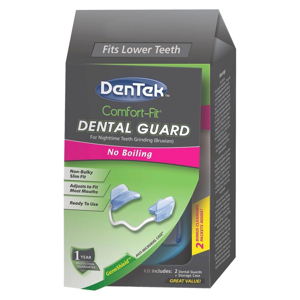 DenTek Comfort Fit Dental Guard Kit For Nighttime Teeth