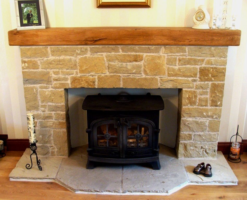 Wood Stove Mantel Ideas - Bing Images | home ideas ...
