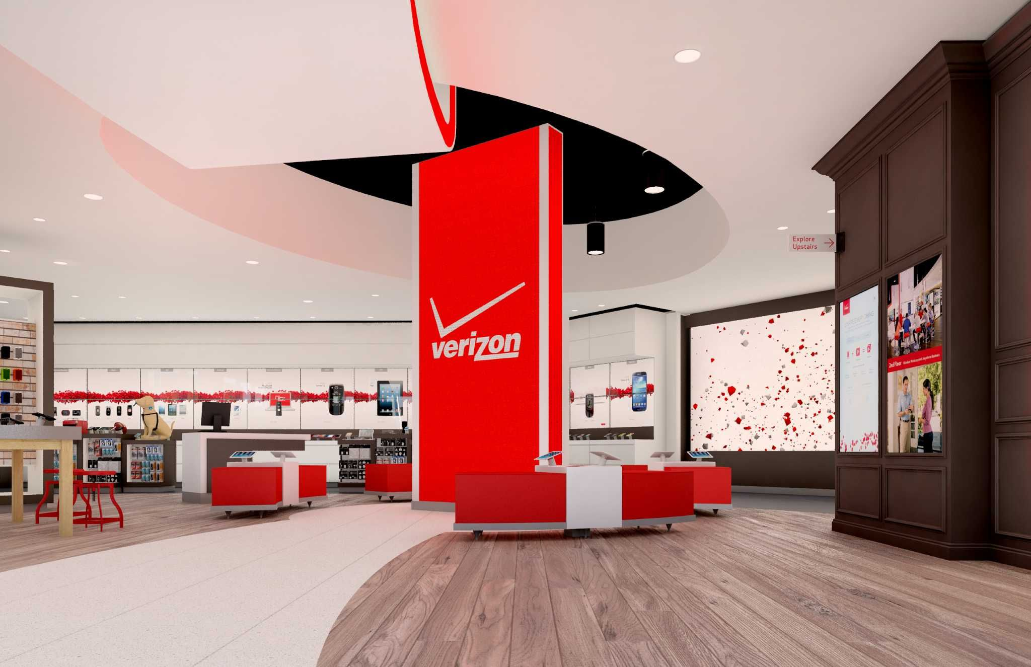 Verizon wants store to be an interactive Destination
