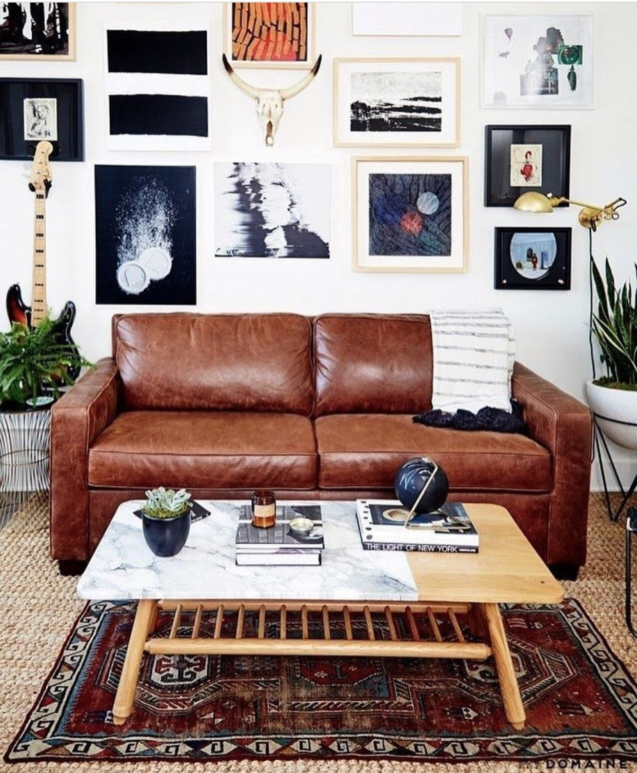 73 Eclectic Living Room Decor Ideas: Pin By Kathryn Hall On Home