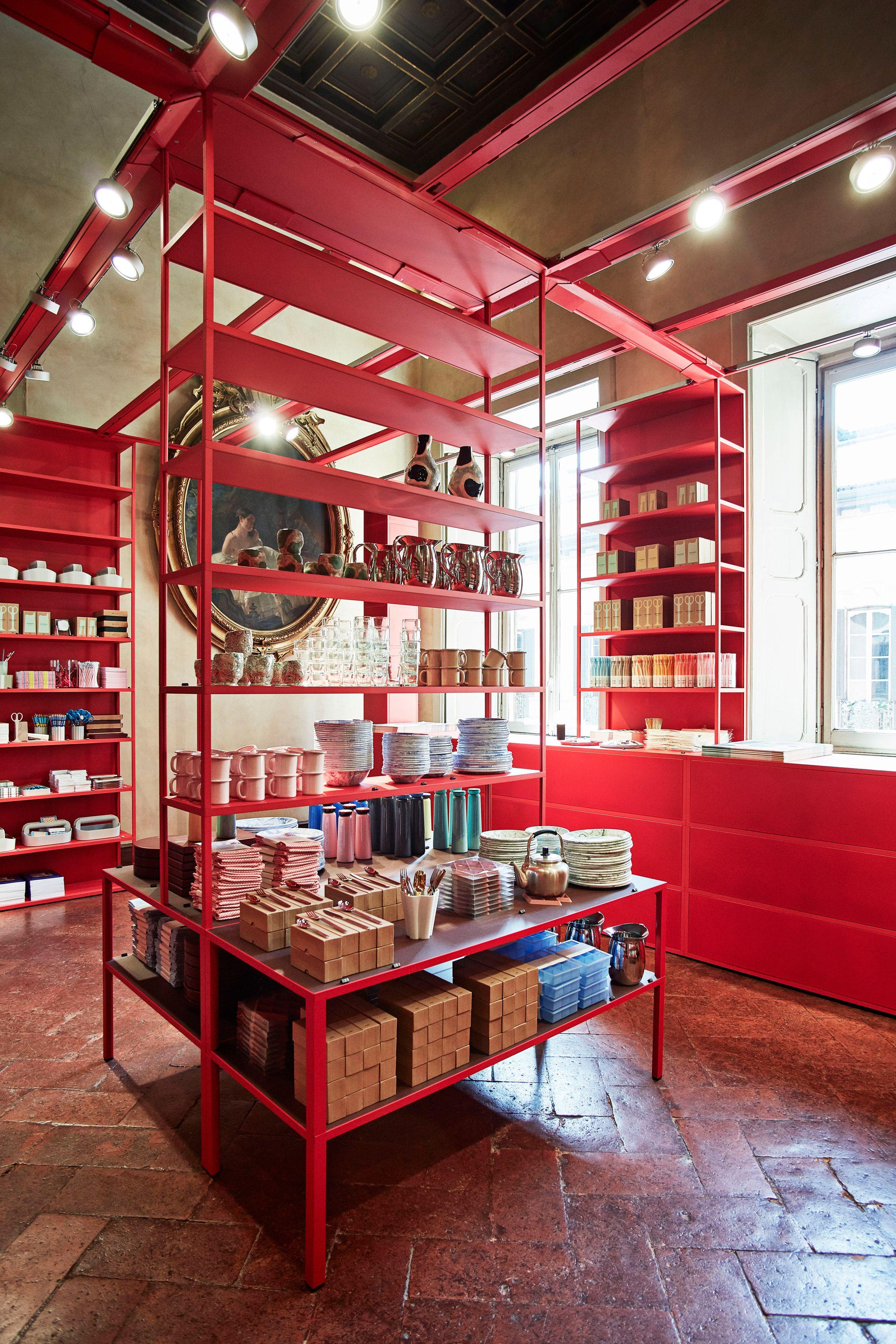 Hay x wework x sonos milan retail flagship store for Hay design milano