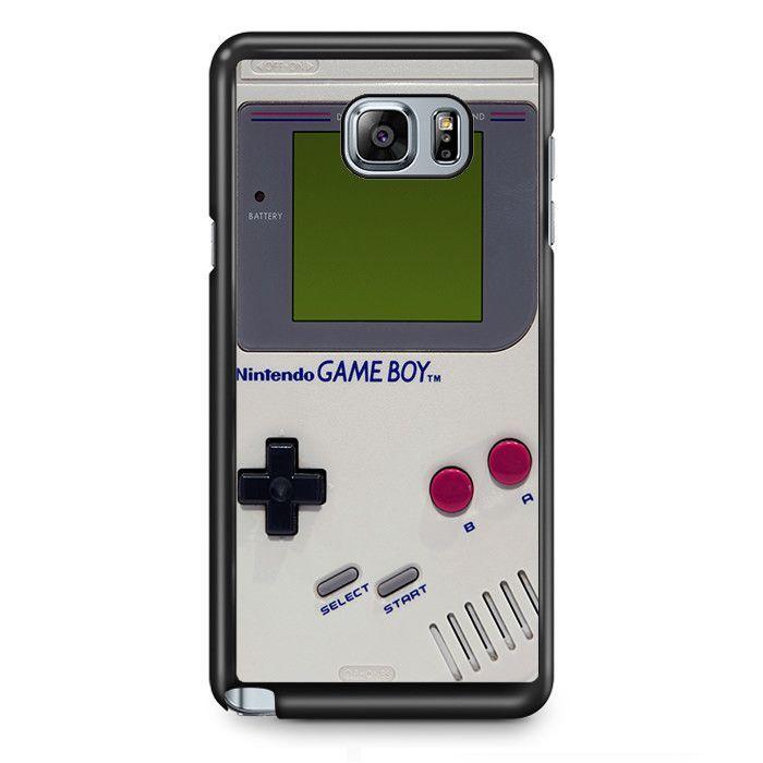Nintendo Gameboy TATUM-7979 Samsung Phonecase Cover Samsung Galaxy Note 2 Note 3 Note 4 Note 5 Note Edge