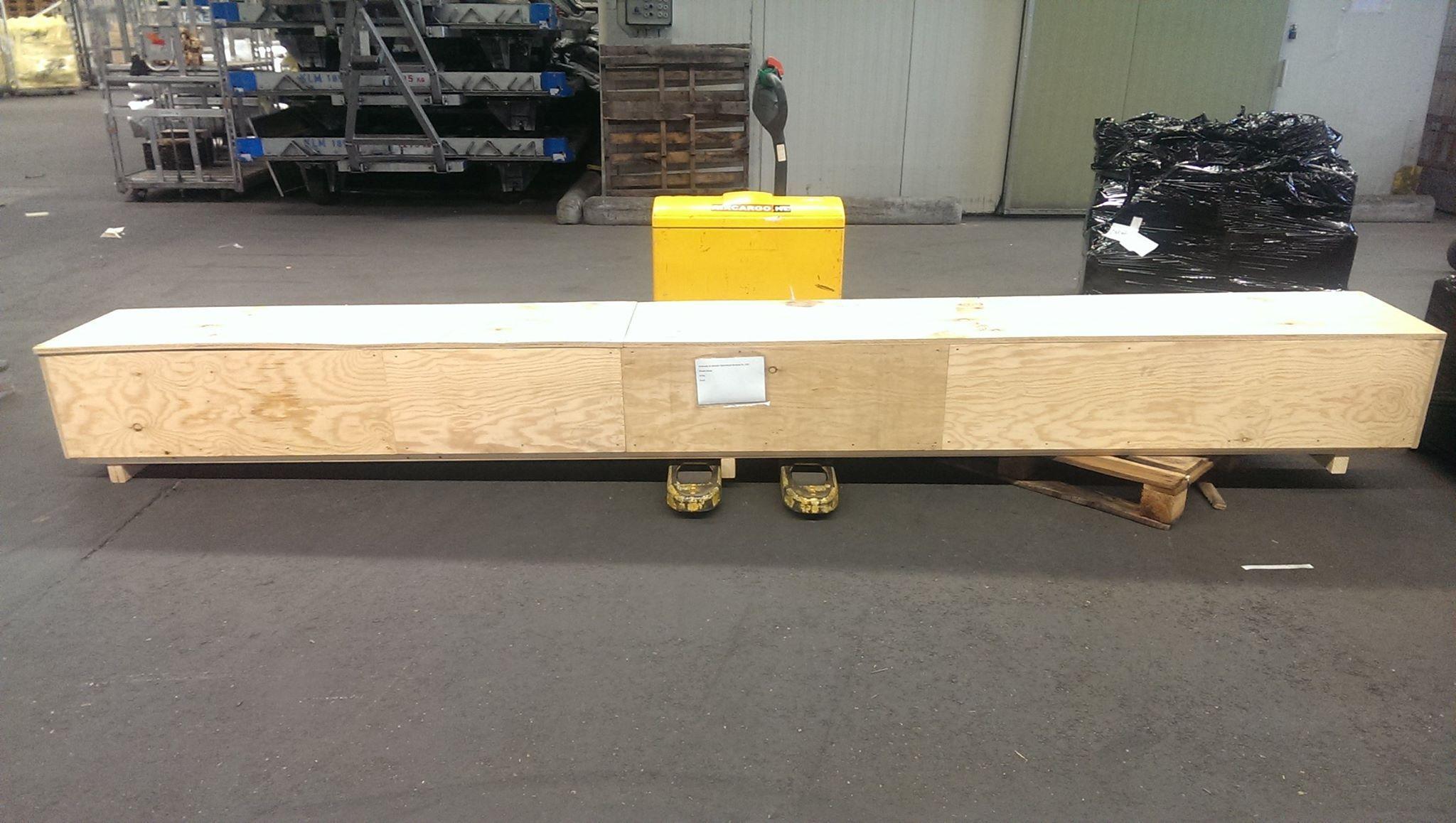 oversized cargo? no problem