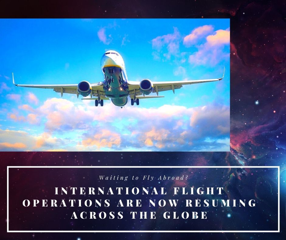 Do You Want To Fly Abroad In 2020 International Flights Worldwide Travel Resume Services