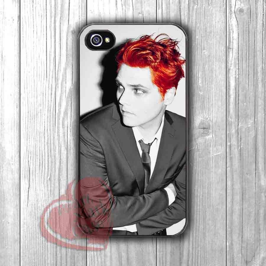 Gerard Way - ddzz for iPhone 4/4S/5/5S/5C/6/ 6+,samsung S3/S4/S5,samsung note 3/4