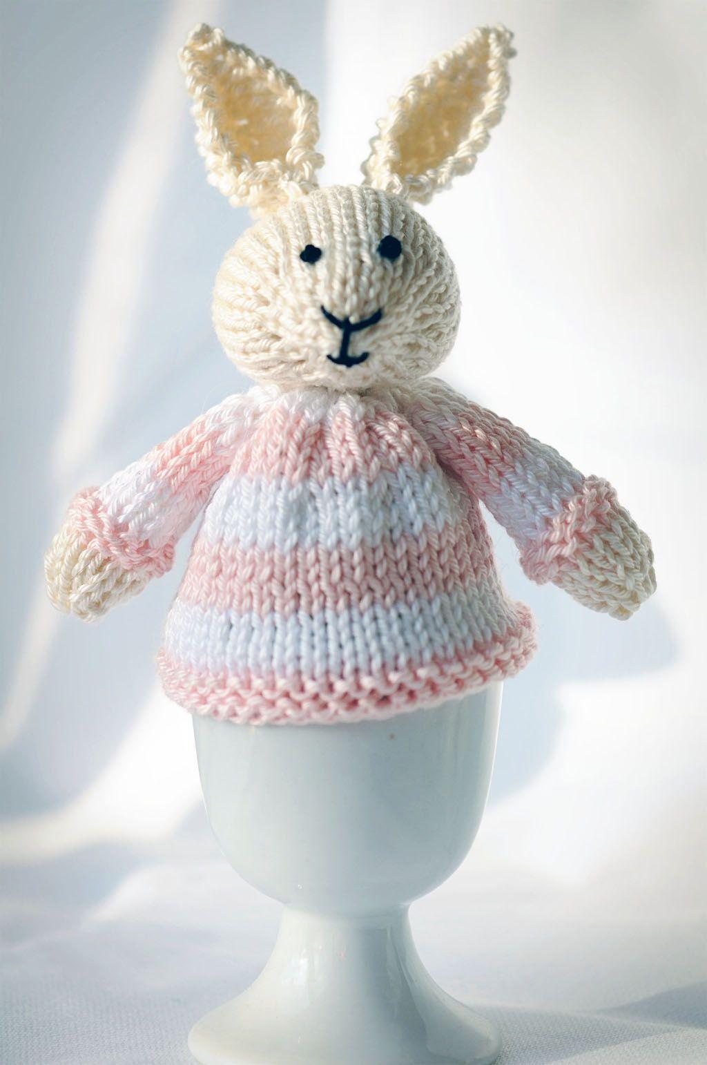 Rabbit Egg Cozy | Páscoa/Easter/Pascua | Pinterest | Egg cups, Egg ...