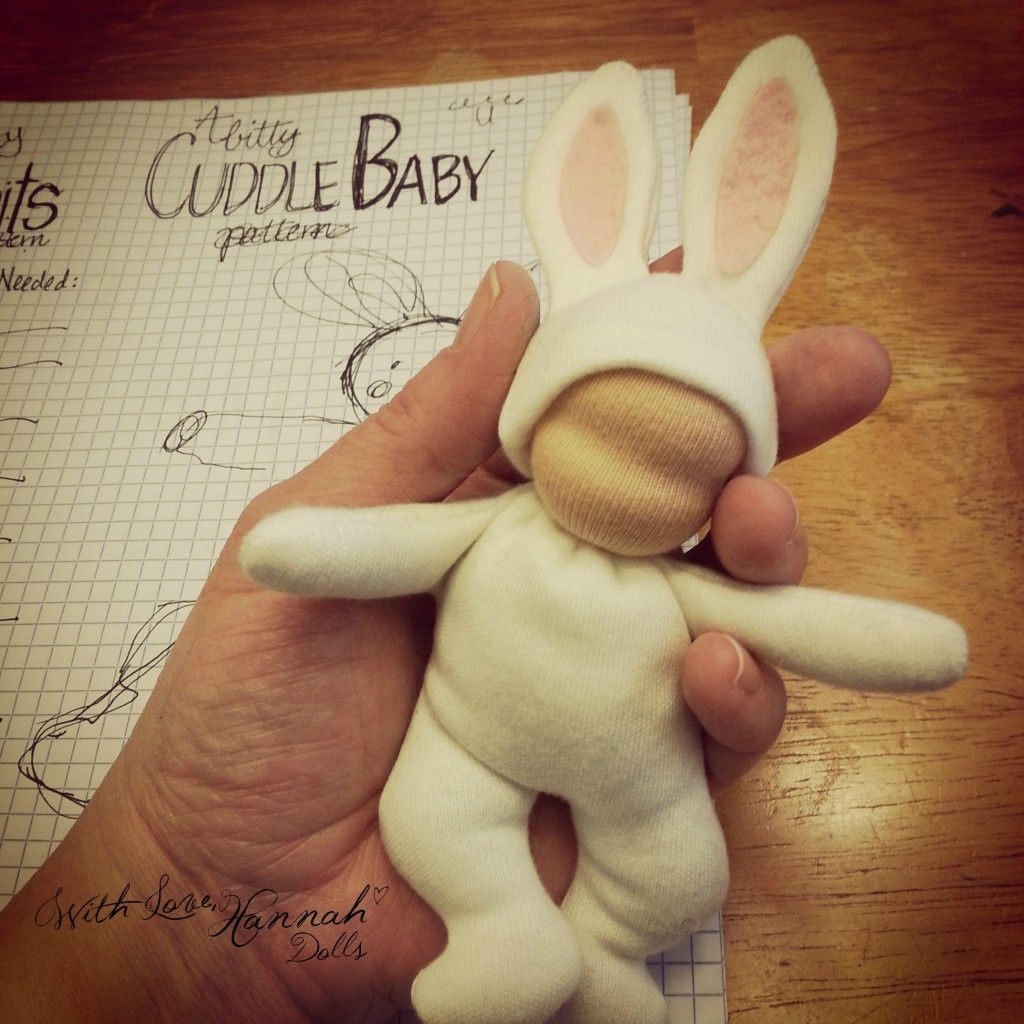 Exciting Changes at With Love, Hannah Dolls & Patterns